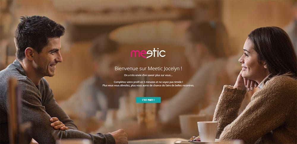 completer le profil meetic